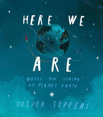 Insightfully sweet, with a gentle humor and poignancy, here is Oliver Jeffers' user's guide to life on Earth. He created it specially for his son, yet with a universality that embraces all children and their parents. Be it a complex view of our planet's terrain (bumpy, sharp, wet), a deep look at our place in space (it's big), or a guide to all of humanity (don't be fooled, we are all people), Oliver's signature wit and humor combine with a value system of kindness and tolerance to create a must-have book for parents.
