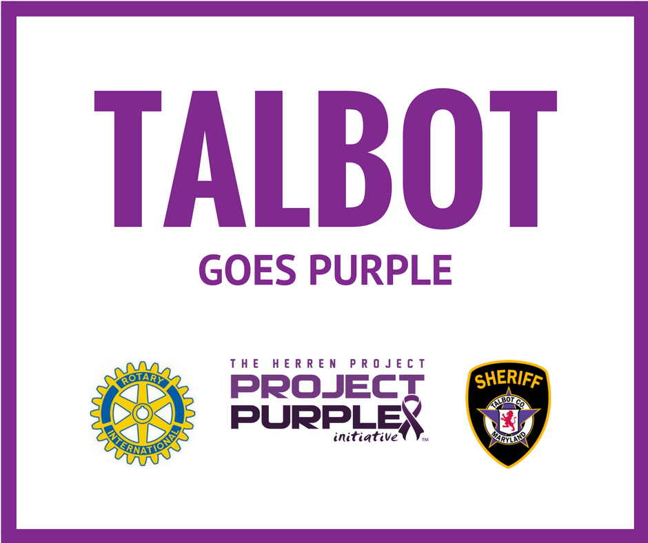Talbot goes Purple.png