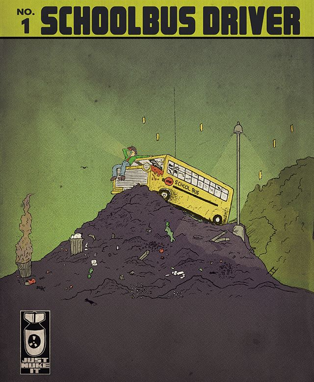 alternative cover with potential color tones 🚌