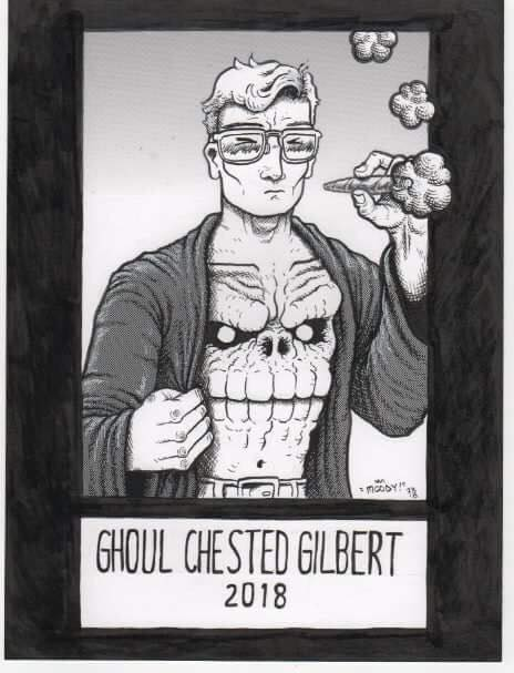 Ghoul Chested Gilbert by Buster Moody
