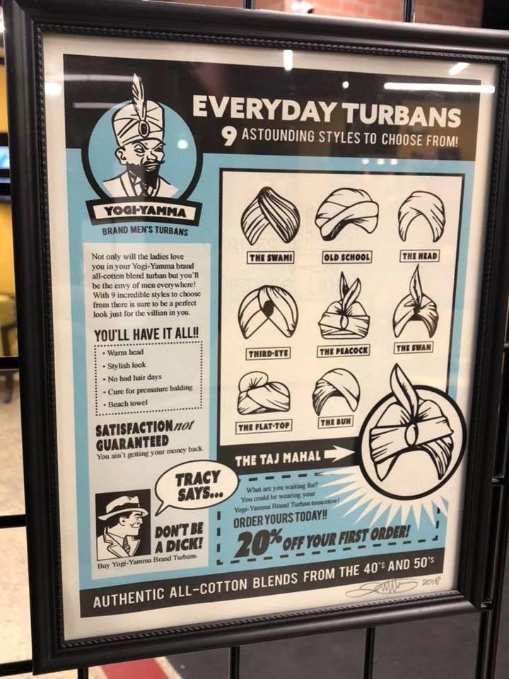 Everyday Turbans by Tim Motter