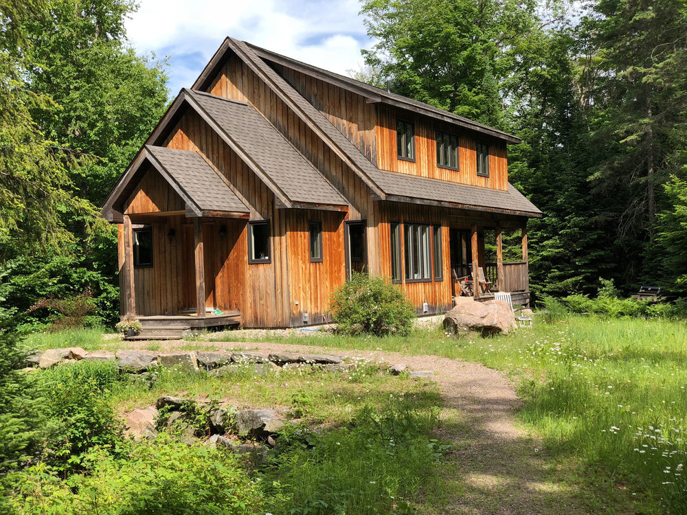 Custom Woodland Dream Home in the Haliburton Highlands