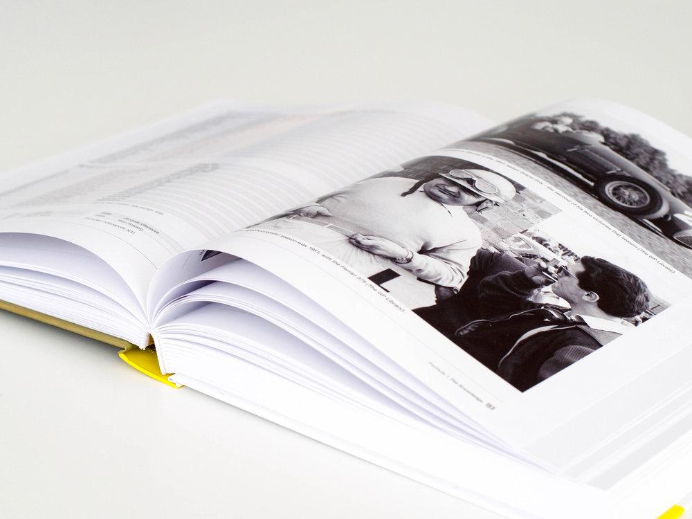 Luxury book printing London