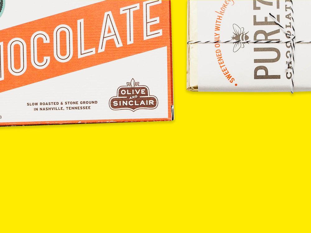 Chocolate packaging printing London