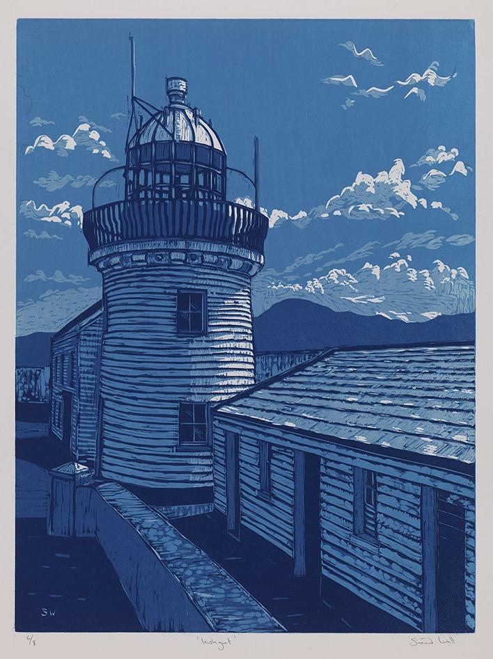 'Inishgort Lighthouse', 2009
