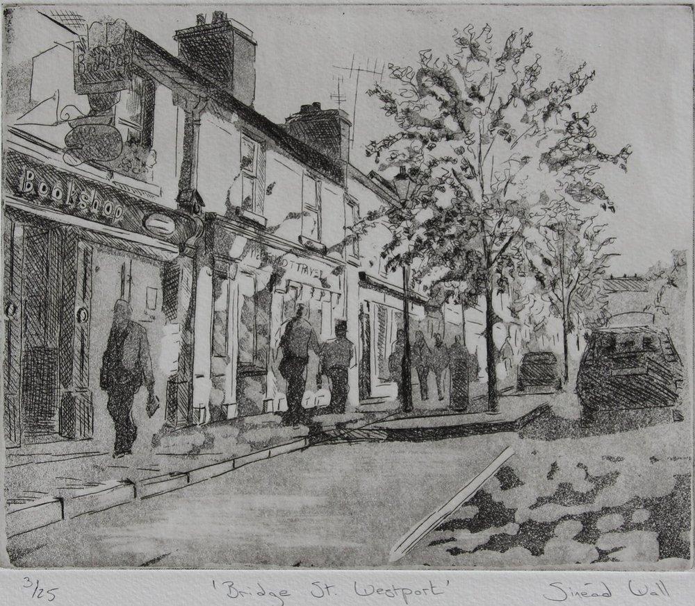 'Bridge Street, Westport'