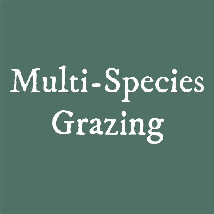 Multi-species Grazing