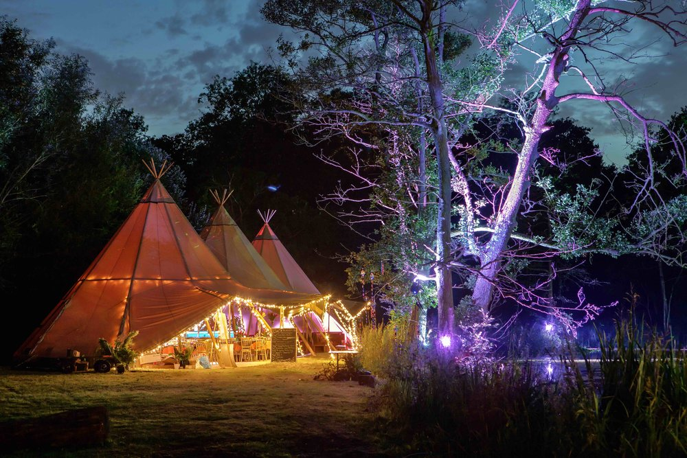 Tipi tent hire in the United Kingdom for weddings, parties, corporate events and festivals. Our beautiful tipi tents come with beautiful furniture, decor and interiors and plenty of event project management experience.