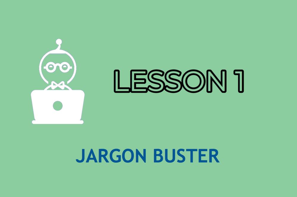 LESSON 1    ENTER