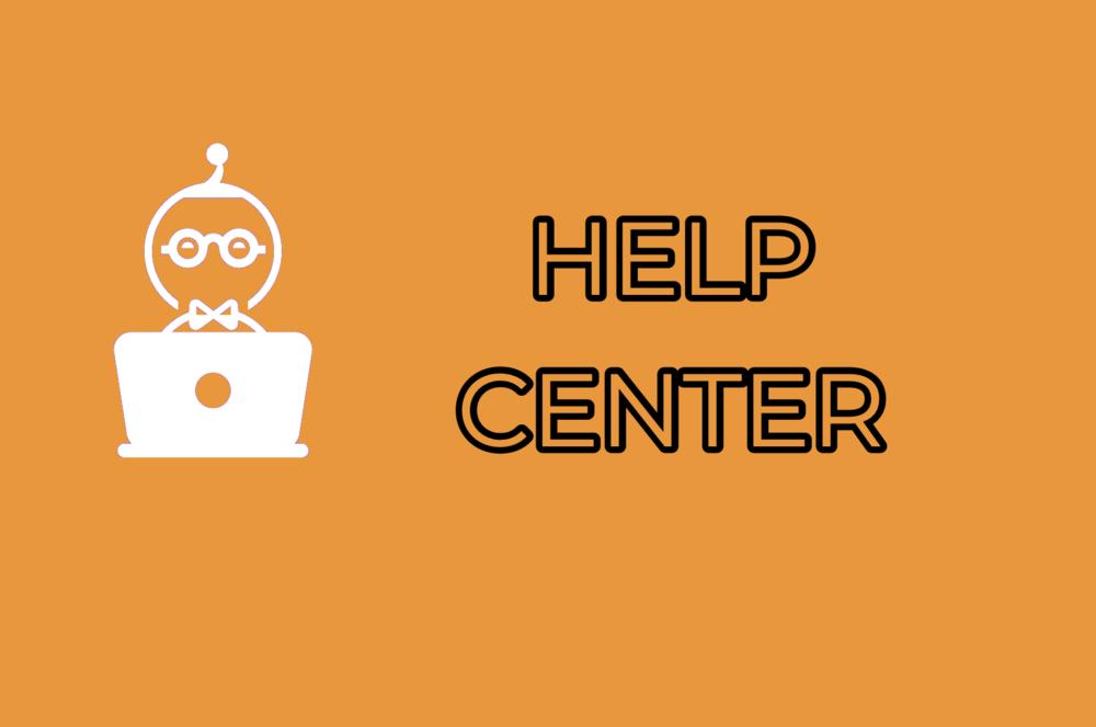HELP CENTER    ENTER