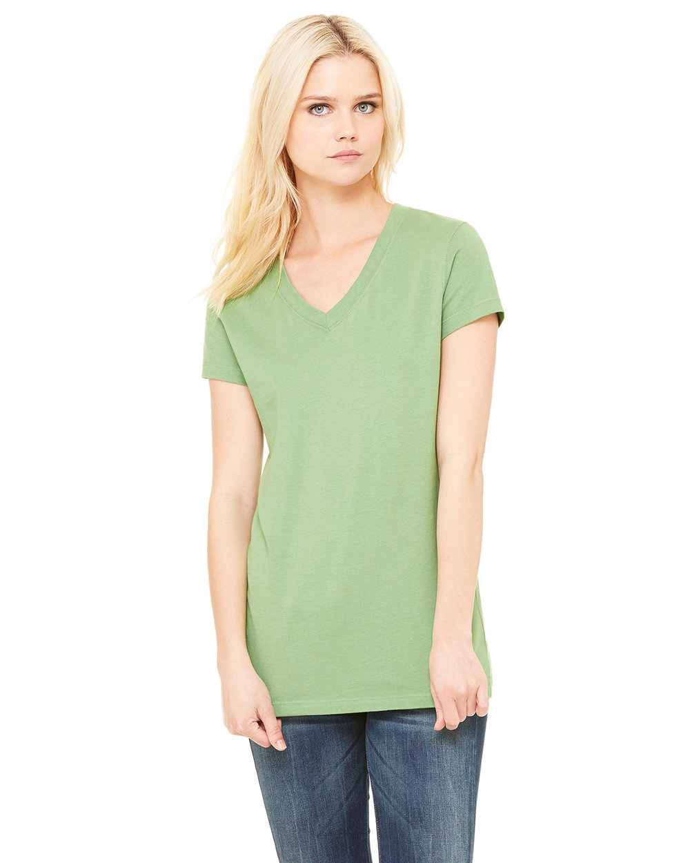 Bella+Canvas Jersey V-Neck #B6005