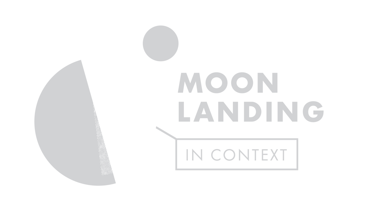 Moon Landing in Context