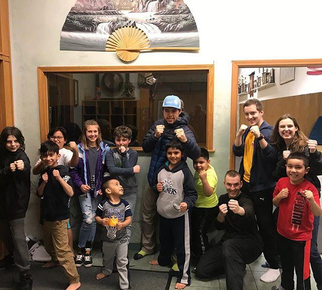 Parent's night out was a total success! We did some karate, made our own ninja stars, and watched the karate kid! Happy kids and happy Sensei. #karate #karatekid #yakima #yakimakarate #yakimaschools #yakimavalley #morrismack #martialarts #parents #kids #fun #nightout #kungfu #taekwondo #mma #jiujitsu #taichi #qigong #movienight
