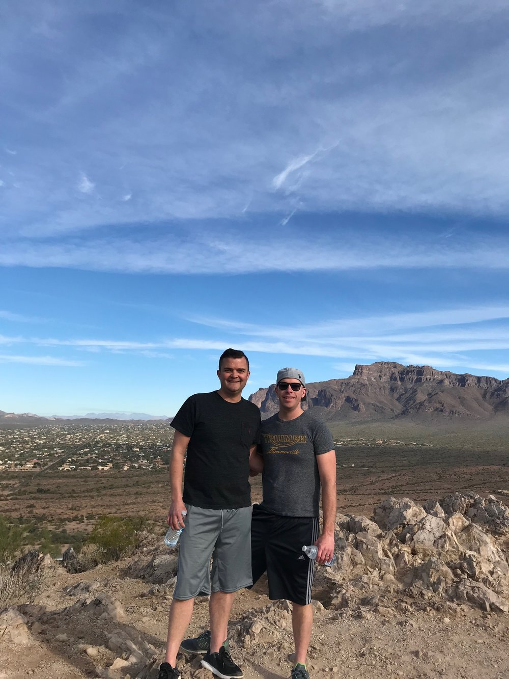 Hiking in Phoenix