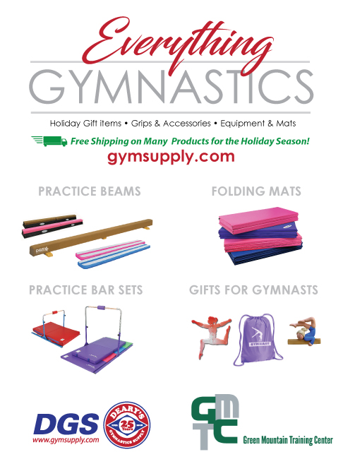 NEED HOLIDAY GIFT IDEAS? - Green Mountain Training Center has gift ideas for all your gymnasts, parkour and ninja kids! Don't wait until the last minute to finish your shopping! Offering FREE shipping of certain products with other awesome deals!Get your mats, floor beams, set of bars and way more TODAY!