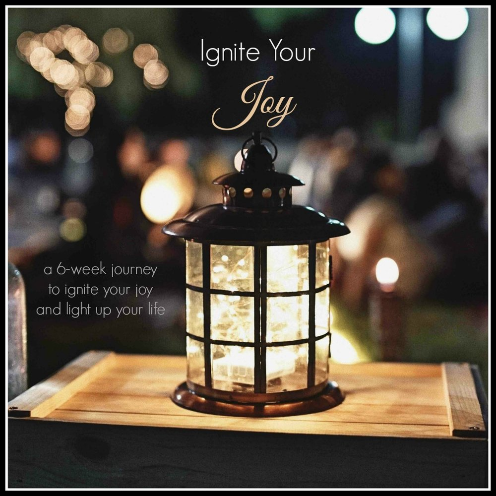 Ignite Your Joy Ecourse