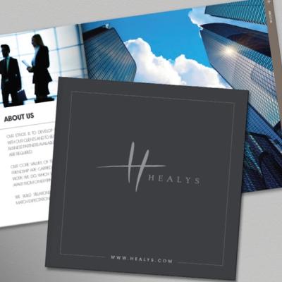 Healys Corporate Brochure