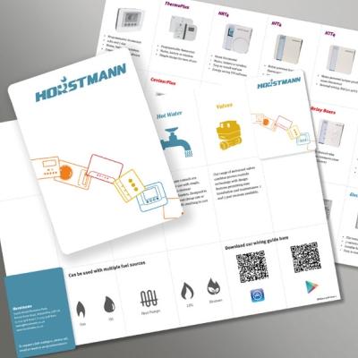 Horstmann Folded Leaflet