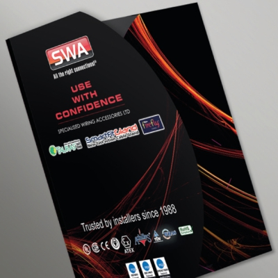 SWA – Specialised Wiring Accessories Corporate Folder