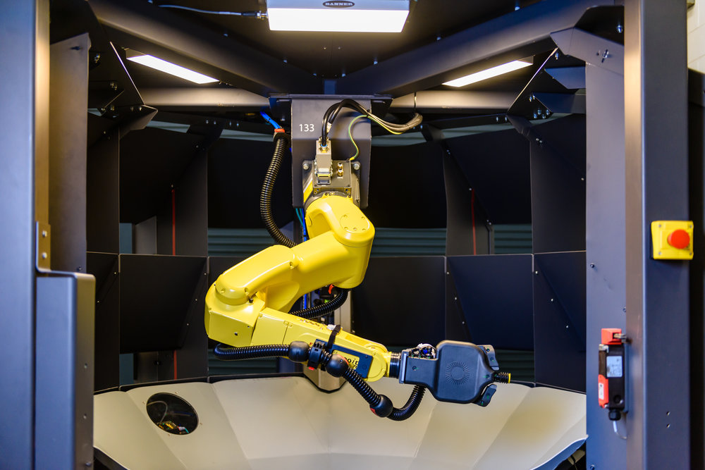 Seamless Integration - SORT easily plugs into your existing infrastructure and warehouse management system. Our team of robotics experts handle installation, software integration, and testing of all robots.
