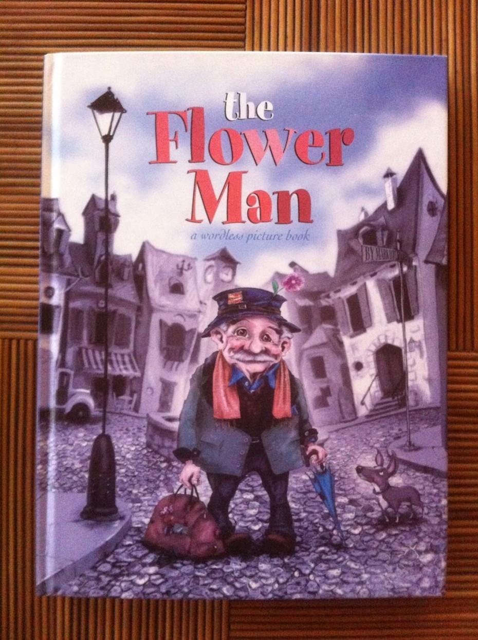"""The Flower Man"" by Mark Ludy."