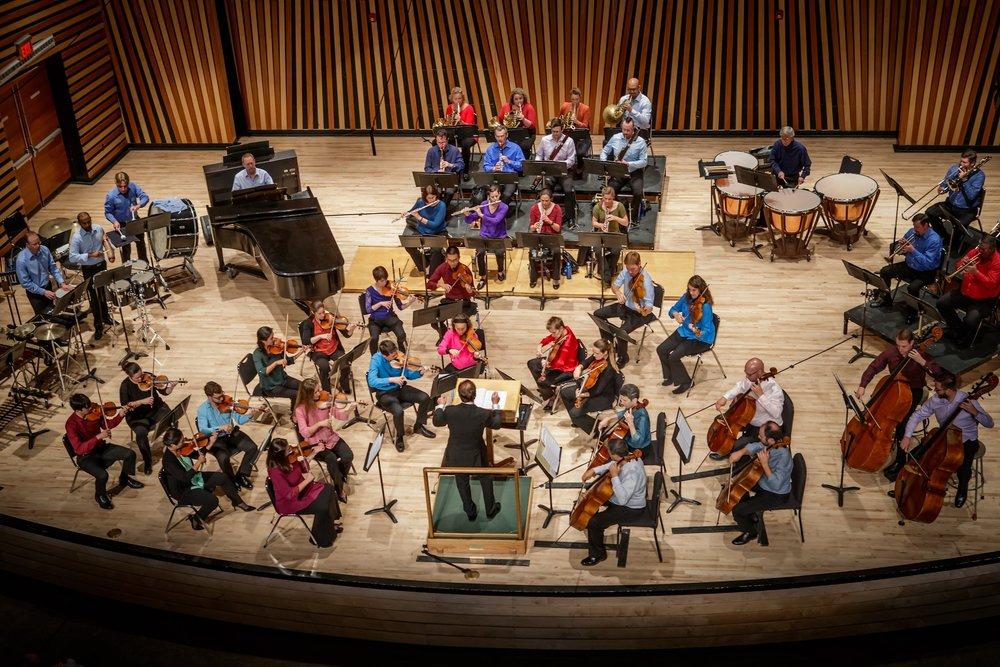 Breckenridge Music Festival Orchestra.