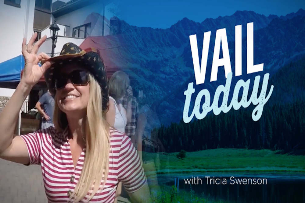 Vail Today's Tricia Swenson. 2017