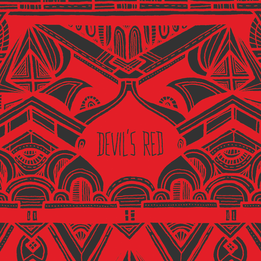 Devil's Red  by Jesse Manley. 2011.