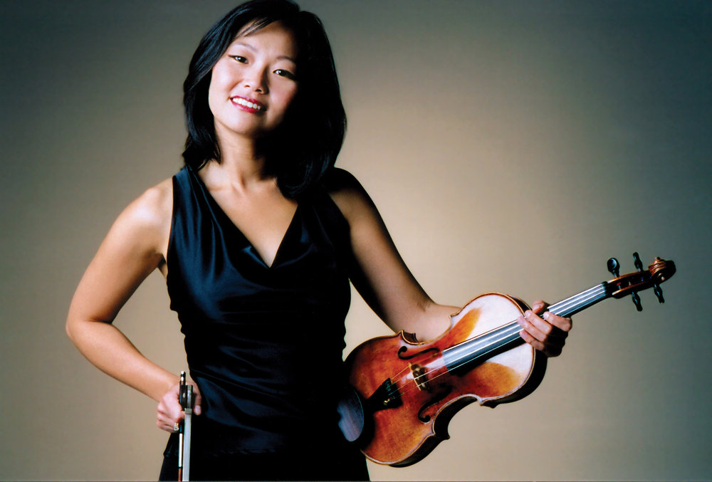 The Colorado Symphony Concertmaster is bringing her very own girl group to the stage at Cupid's Playground. -