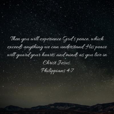Photo courtesy You Version Bible App
