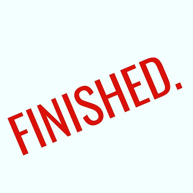 It. Is. Finished.  All the striving, all the trying to be good enough, all the pretending to have it all together, all of it is FINISHED because the Savior of the world took our place and allowed Himself to be tortured, mocked, and hung on a cross to die so that we can have eternal life through Him.  Before Jesus, Heaven could only be obtained from perfection and/or atoning of sins. Jesus finished all of the work for us, because He knew that without Him we would never be enough. Heaven is Real and Heaven is now our eternity because of Jesus. Praise Him!! 🙌🏻🙌🏻🙌🏻 #itisfinished #finished #jesus #hope #peace #love #joy #easter #goodfriday #jesussaves #bibleverse #stopstriving #perfectpeace #jesuslovesyou #heavenisreal #thepassionofthechrist #christianblogger #christianmom