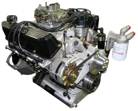 Shelby FE Engines -