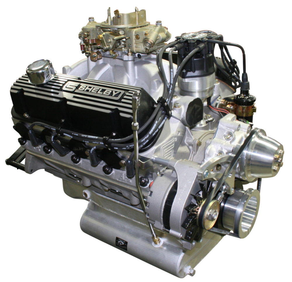 Shelby 351 Windsor Engines -