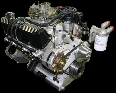 468ci Stage II 585hp - Aluminum 427 FE