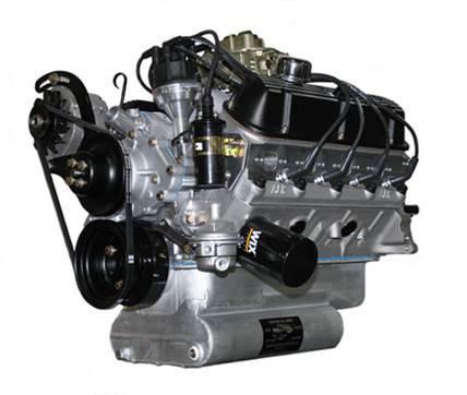 364ci Stage I 500hp - Aluminum 289