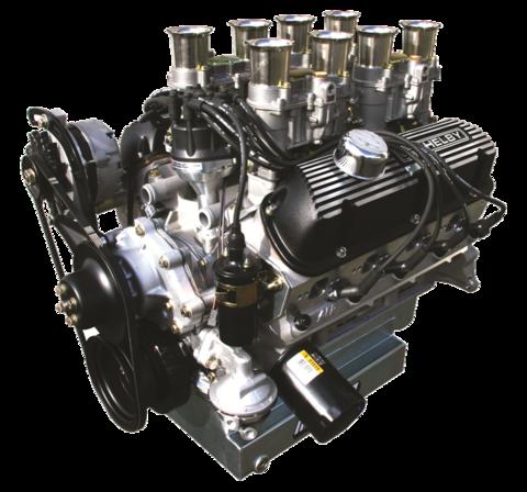 364ci Weber Stage I 500hp - Aluminum 289
