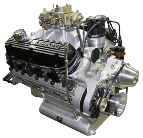 427ci Stage l 525hp - Aluminum 351 Windsor