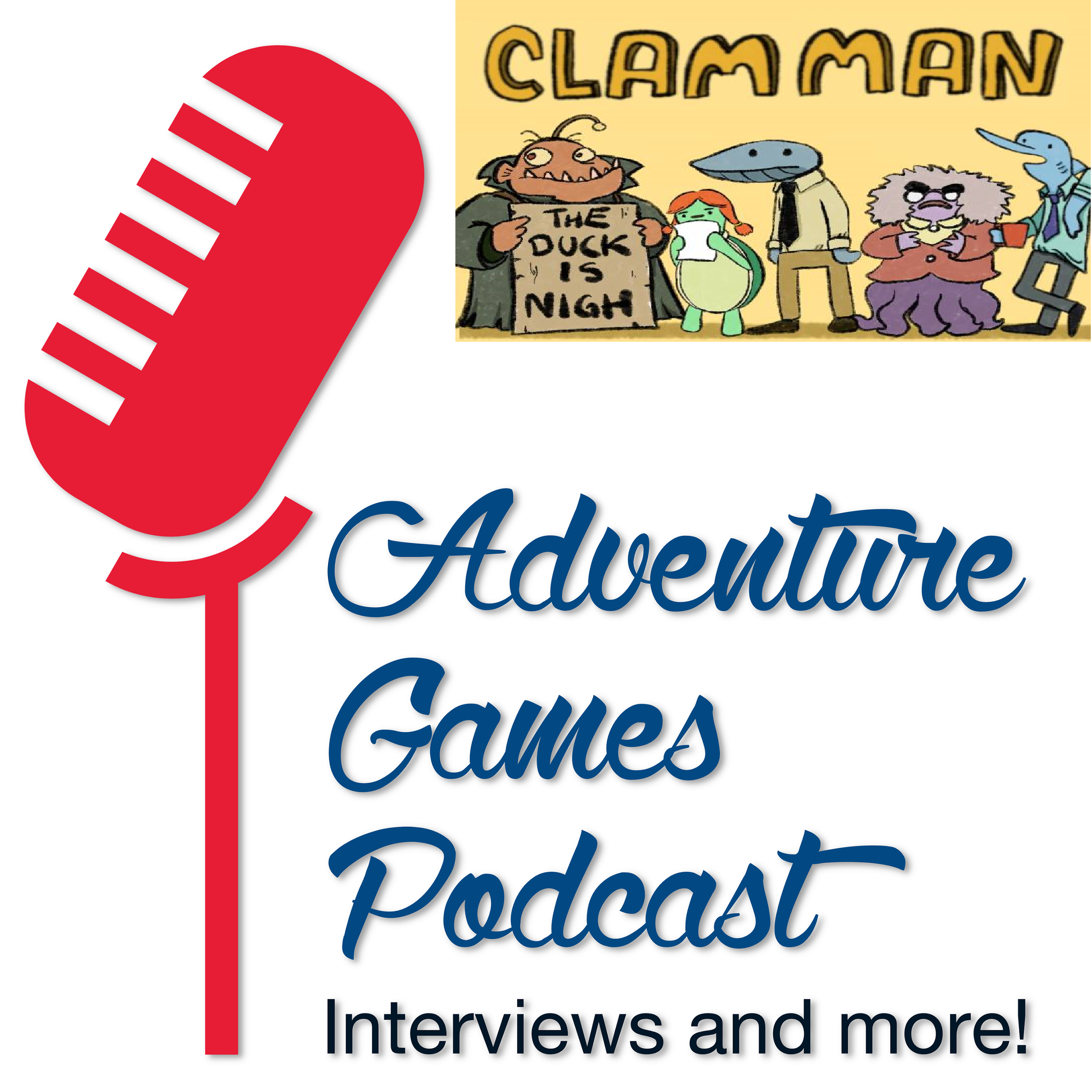 Adventure Games Podcast