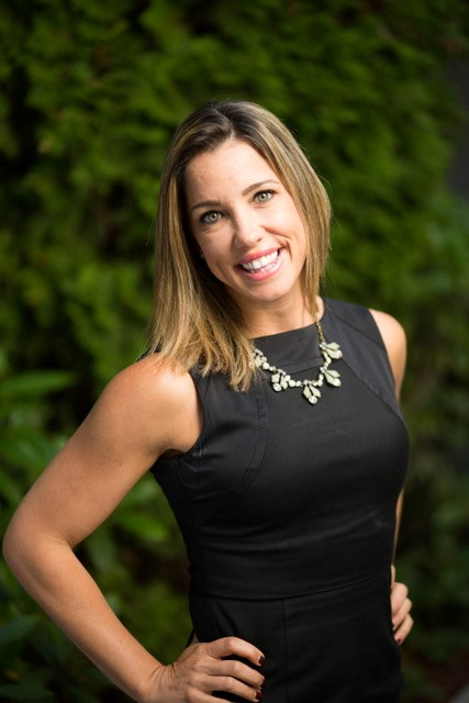 Aimee Graham , National Sales Manager, MT Sobe k