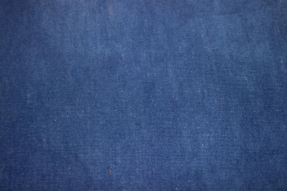 Indigo-Dyed Floorloom