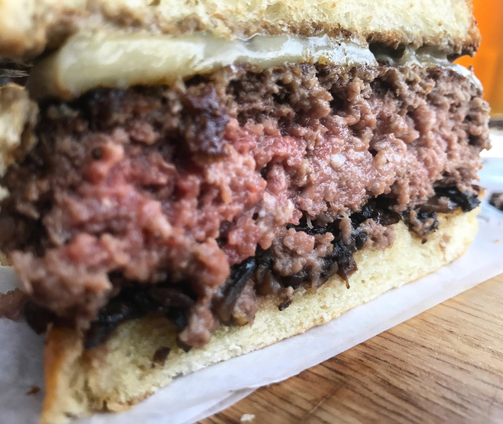 Wellington Burger