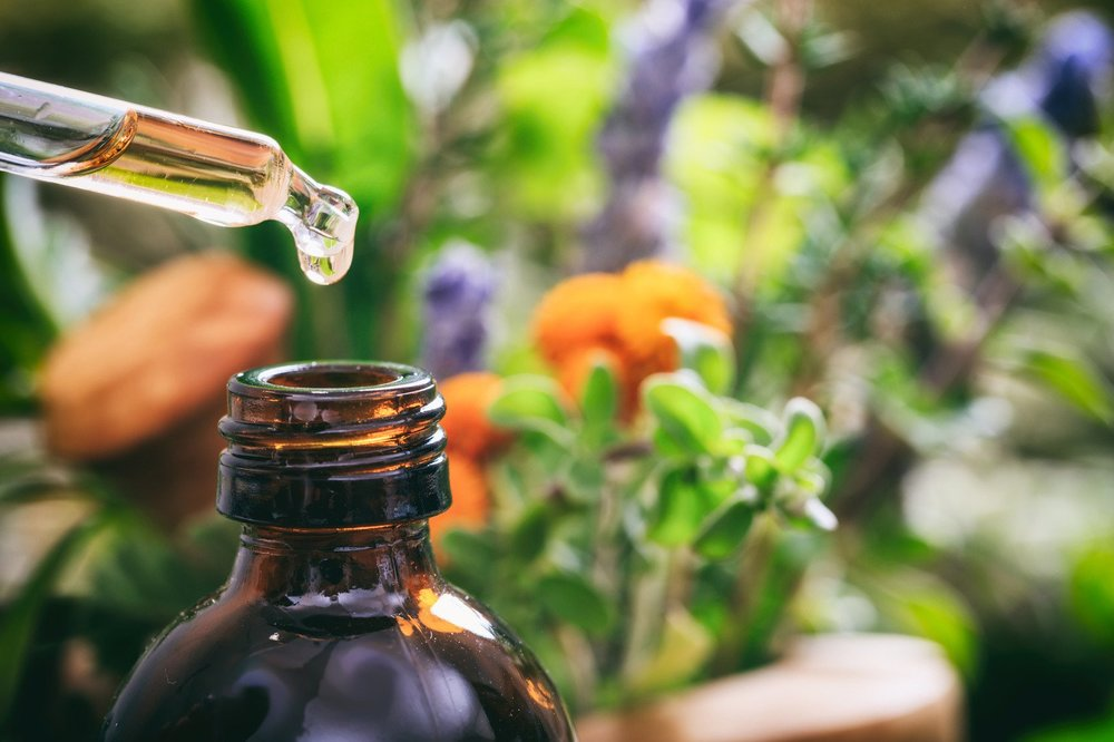 Essential Oil Blending Class