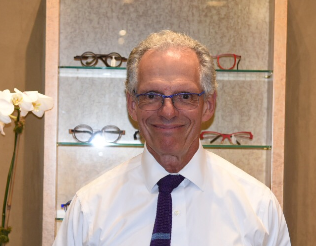 Leonard Pfluger, Licensed Optician