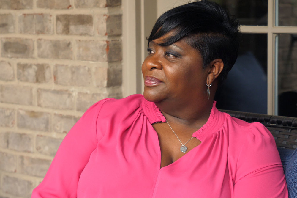 Latonya Drumwright - With cancer now in her past thanks to the specialized care she received through Vanderbilt Health, Latonya is an advocate or breast cancer screenings in her community.