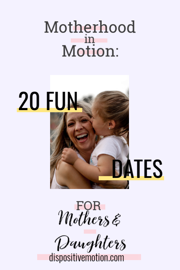 Lawyer Lifestyle blogger, Lynn Winter shares 20 fun ways to connect with your daughter when you are a busy working mom. Click here to read all about it!