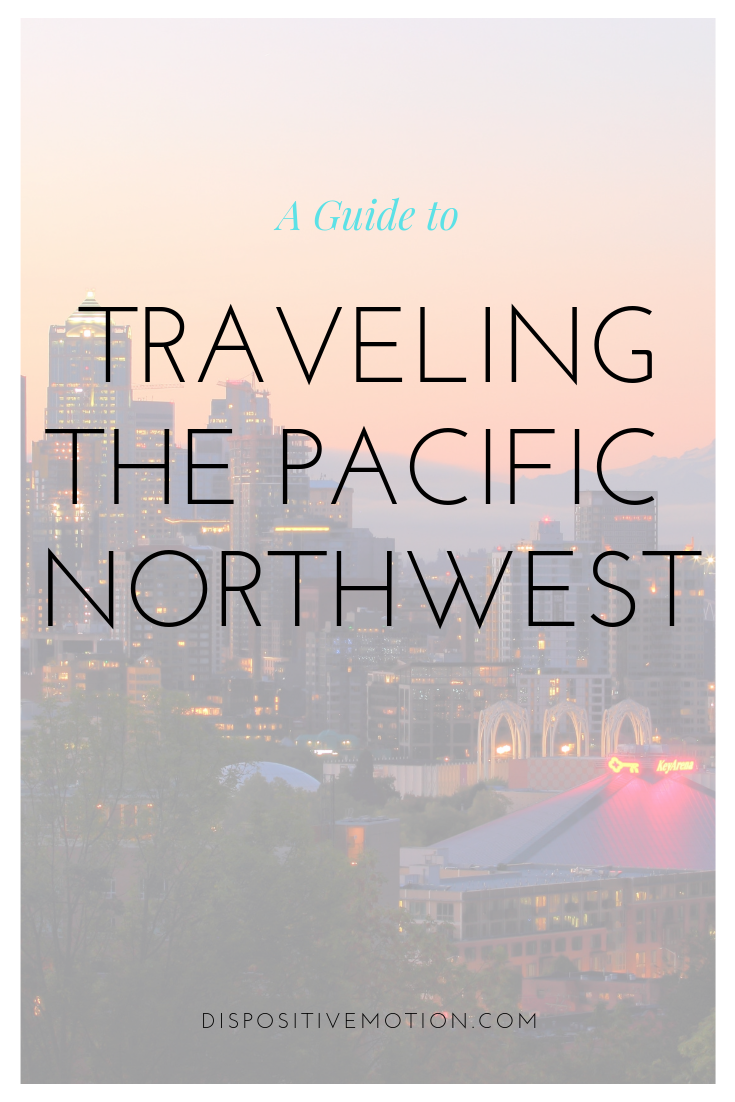 Lifestyle blogger, Lynn Winter, shares her tips to a road trip along the Pacific Coast Highway from Seattle to San Francisco, Click her for her guide to the Pacific Northwest.
