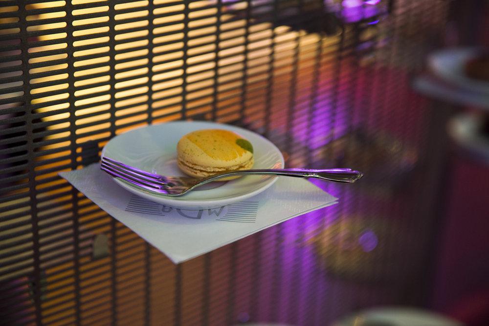 Dessert Tasting Wall