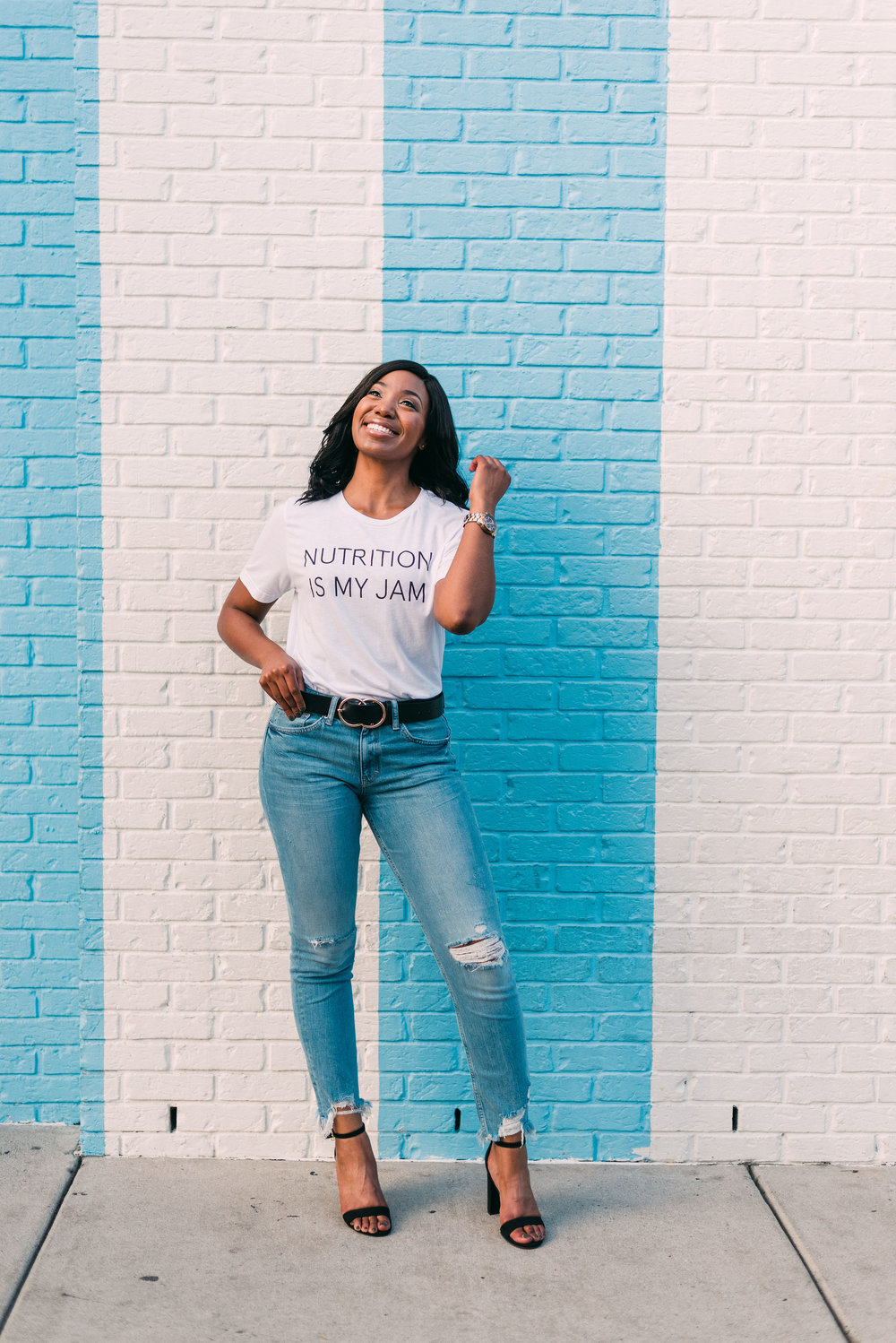 """hi, Friends! - I'm Kayla, Memphis native living in Nashville, TN. I earned my Bachelors degree in Nutrition and Food Science in 2014 from Middle Tennessee State University. After graduating, I started working as a nutrition educator for the WIC (women, infants, and children) program, and I absolutely loved it! After working for a year, I realized that my job didn't offer much opportunity for career advancement. As passionate and intrigued as I was about nutrition and food science, I knew I wanted to delve much deeper in the field. So, I decided to go back to school and complete the Didactic Program in Dietetics. I just finished May 2018 (yay me!!!)I was recently admitted into the University of Alabama at Birmingham's Dietitian Education Program (GOOOOOO BLAZERS!!!) to continue my journey of becoming a Registered Dietitian - a journey that has been long and, sometimes, difficult. But, I've learned that when you have a dream, no matter how many """"no's"""" you hear, no matter how much opposition you face, there is still an opportunity for an amazing """"yes"""" that turns out to be greater than what you imagined.I am passionate about nutrition and food science, and I want people to know that there's more to eating healthy than salads and smoothies. The things we consume affect our bodies in good and bad ways, having a significant effect on how we feel. If we really pay attention to our bodies, we can see a major connection between food and our mood. My goal for NourishMeKay is to show you that eating healthy doesn't have to be boring, tasteless, or expensive! I'll share fact-based information, tips, and even recipes to help you adopt a healthier lifestyle."""