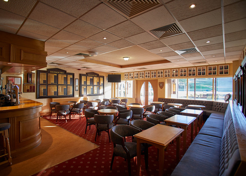 Bar & Restaurant - A lively and friendly area which is normally used by members, but non-members are more than welcome to use this area.The