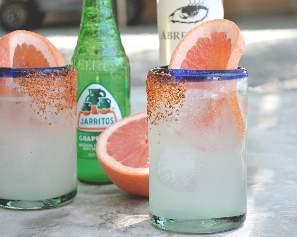 Classic Paloma Margarita for Summer